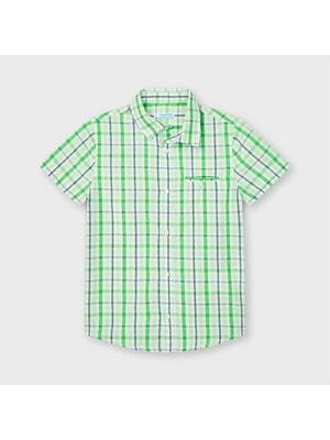 Сорочка, короткий рукав, Зелений, Mayoral Іспанія, 21VL