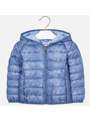 Куртка, + сумочка, Синій, Mayoral Іспанія, 19VL
