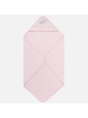 Аксесуари, Рушник-куточок, Рожевий, Mayoral Іспанія, 20OZ