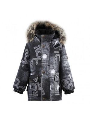 Куртка, Парка WOLFIE, Темно-сірий, Lenne Естонія, 20OZ