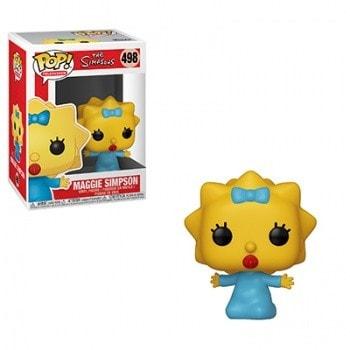 """ІГРАШКА Фігурка, Вінілова Funko POP!  """"The Simpsons""""   Меггі, FUNKO США"""