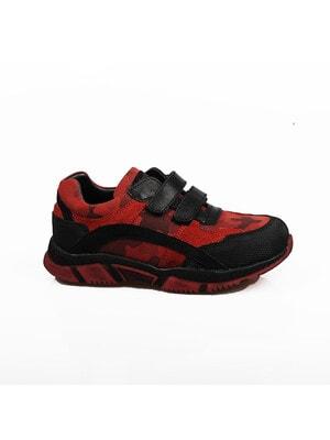 Кросівки, мілітарі, Червоний, My Mini Orhopedic Туреччина, 21OZ