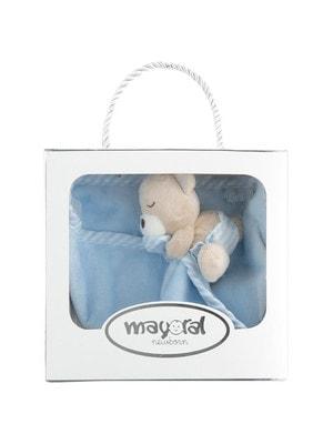 Аксесуари, М'яка іграшка, Блакитний, Mayoral Іспанія, 20OZ