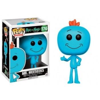 """ІГРАШКА Фігурка, Вінілова Funko POP! """"Rick and Morty""""  містер Місікс, FUNKO США"""