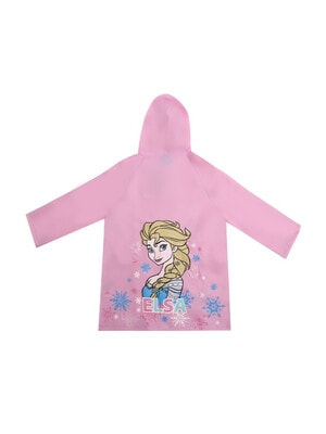 Куртка, Дощовик з капюшоном  FROZEN, Бузковий, Disney Польща, 21OZ