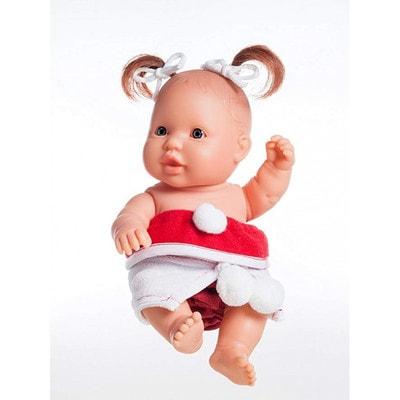Іграшка Лялька Пупс, Грета в новорічному одязі 22см, Paola Reina Іспанія