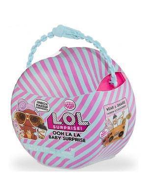 """ІГРАШКА Набір, з лялькою L.O.L Surprise! серії """"Ooh La La Baby Surprise"""" Міні-Діва (з аксесуарами), 3+, MGA США"""