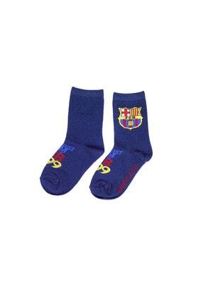 Шкарпетки, FC Barcelona, Темно-синій, Disney Польща, 21OZ