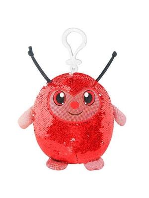Іграшка М'яка Симпатичне Сонечко з пайетками (9см)