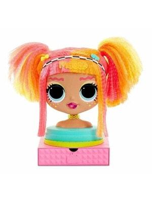 """ІГРАШКА Набір, Лялька-манекен L.O.L. SURPRSSE! серіі """"O.M.G.""""-Леді Неон  ( з аксесуарами), MGA США"""