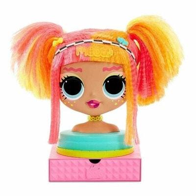 "ИГРУШКА Набор, Кукла-манекен LOL SURPRSSE! серии ""OMG"" леди Неон (с аксессуарами), MGA США"