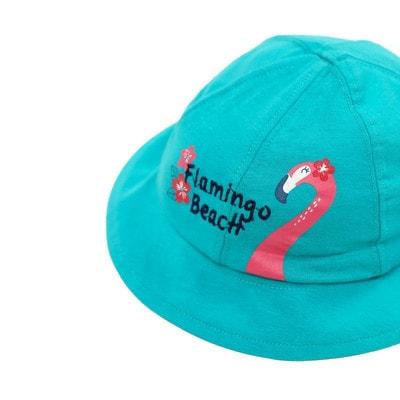 Головний убір Панамка, Flamingo Beach, Зелений, BOBOLI Іспанія, 19VL