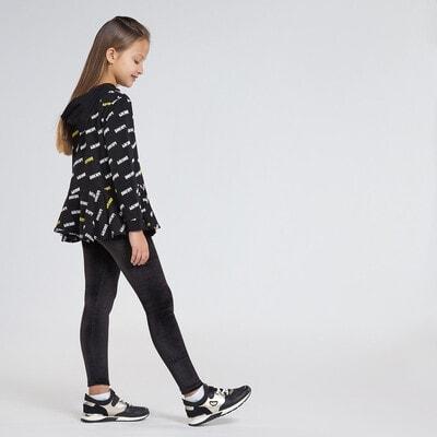 Комплект, Пуловер (DREAM)  + штани, Чорний, Mayoral Іспанія, 21OZ