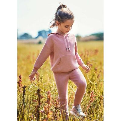 Комплект, Пуловер + штани, Рожевий, Mayoral Іспанія, 22OZ