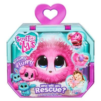 """Іграшка М'яка """"Няшка-Потеряшка"""" рожева"""