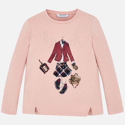 Джемпер, (бордовий піджак), Рожевий, Mayoral Іспанія, 20OZ
