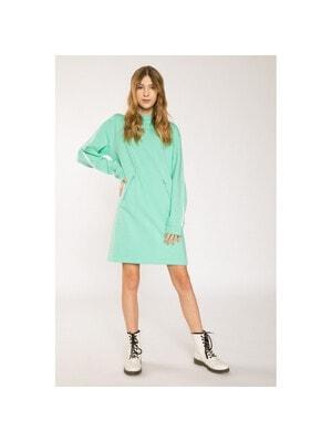 Сукня, з капюшоном, довгий рукав, Зелений, Reporter young Польща, 21VL