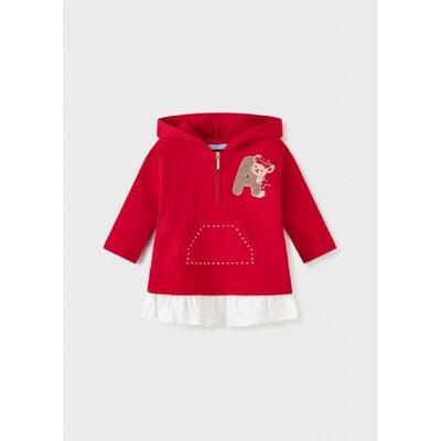 Сукня, Червоний, Mayoral Іспанія, 22OZ