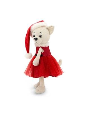 Игрушка Мягкая, Собака Lucky Lili Рождество, ORANGE Китай