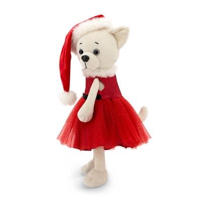 Іграшка М'яка, Собака Lucky Lili  Різдво, ORANGE Китай