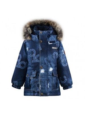 Куртка, Парка WOLFIE, Синій, Lenne Естонія, 20OZ