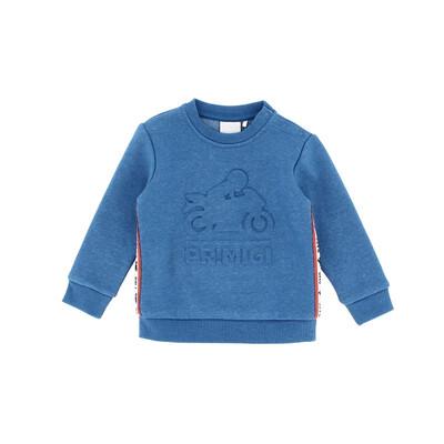 Пуловер, утеплений, Синій, PRIMIGI Італія, 22OZ