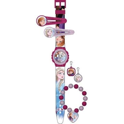 Набір годинник+аксесуари FROZEN, Disney Іспанія