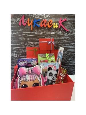 ІГРАШКА Набір, Lukasik Box для дівчинки, Lukasik Україна