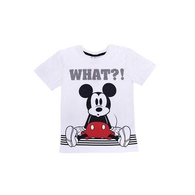 Футболка, сер. Mickey Mouse, Білий, Disney Польща, 21OZ
