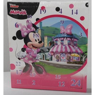Адвент календар-набір прикрас MINNIE, Disney Іспанія