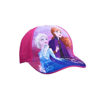 Головной убор кепка, FROZEN, Розовый, Disney Польша, 21OZ