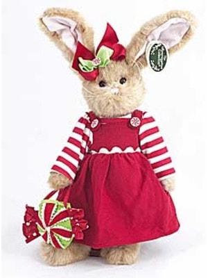 Іграшка М'яка, Зайчиха в нарядній сукні з сумочкою, 36см, Me To You Великобританія