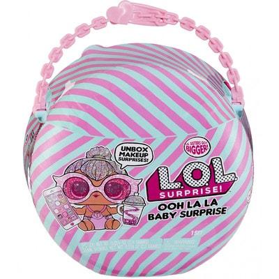 """ІГРАШКА Набір, з лялькою L.O.L Surprise! серії """"Ooh La La Baby Surprise"""" Принцеса Кітті (з аксесуарами), 3+, MGA США"""