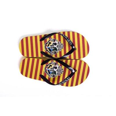 Шльопанці, в червону смугу (Harry Potter), Жовтий, Disney Польща, 20VL