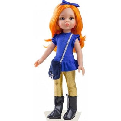 Іграшка Лялька, Каріна з помаранчевим волоссям 32см, Paola Reina Іспанія