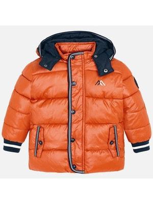 Куртка, з капюшоном, Помаранчевий, Mayoral Іспанія, 20OZ