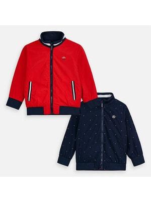 Куртка, двостороння (темно-синій), Червоний, Mayoral Іспанія, 20VL