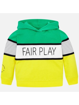 Пуловер, Fair Play, Зелений, Mayoral Іспанія, 19VL