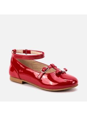 Туфлі, лаковані, Червоний, Mayoral Іспанія, 20OZ