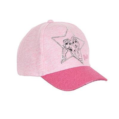 Головной убор кепка, (FROZEN), Розовый, Sun City Франция, 20VL