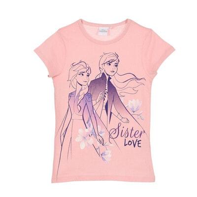 Футболка, (Sister Love), Рожевий, Disney Іспанія, 20VL