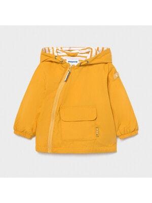 Куртка, з капюшоном, Бурштиновий, Mayoral Іспанія, 21VL