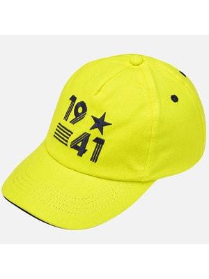 Головний убір Кепка, Жовтий, Mayoral Іспанія, 19VL