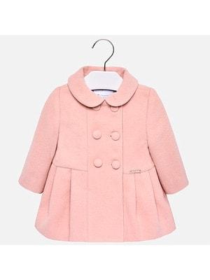 Пальто, Рожевий, Mayoral Іспанія, 19OZ