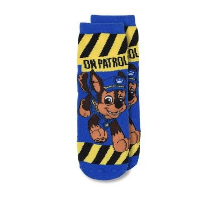 Шкарпетки, з АБС   PAW  PATROL, Синій, Sun City Франція, 21OZ