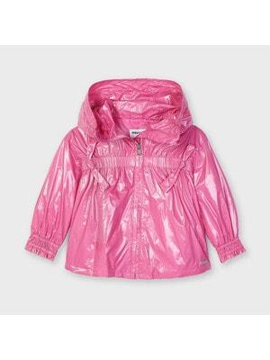 Куртка, з капюшоном, Рожевий, Mayoral Іспанія, 21VL