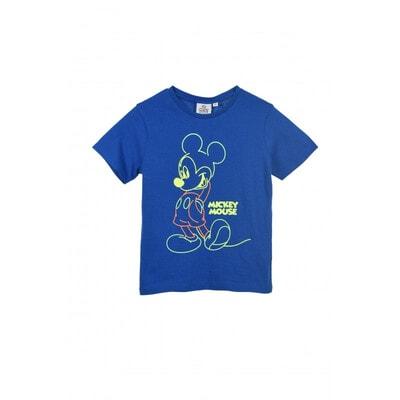 Футболка, MICKEY   Disney, Синій, Sun City Франція, 22OZ