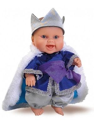 Іграшка Лялька Пупс, Мелхор в новорічному одязі 22см, Paola Reina Іспанія