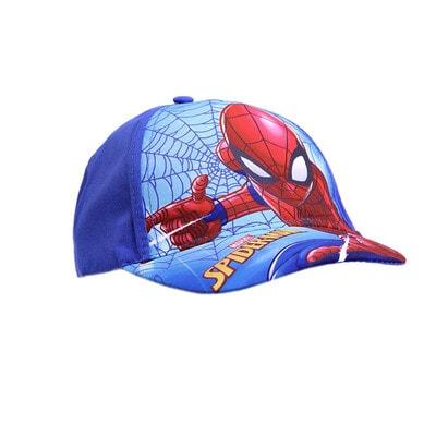 Головной убор кепка, сэр. Spider-Man, Синий, Disney Польша, 21OZ