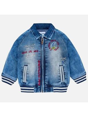 Куртка, Синій, Mayoral Іспанія, 19VL
